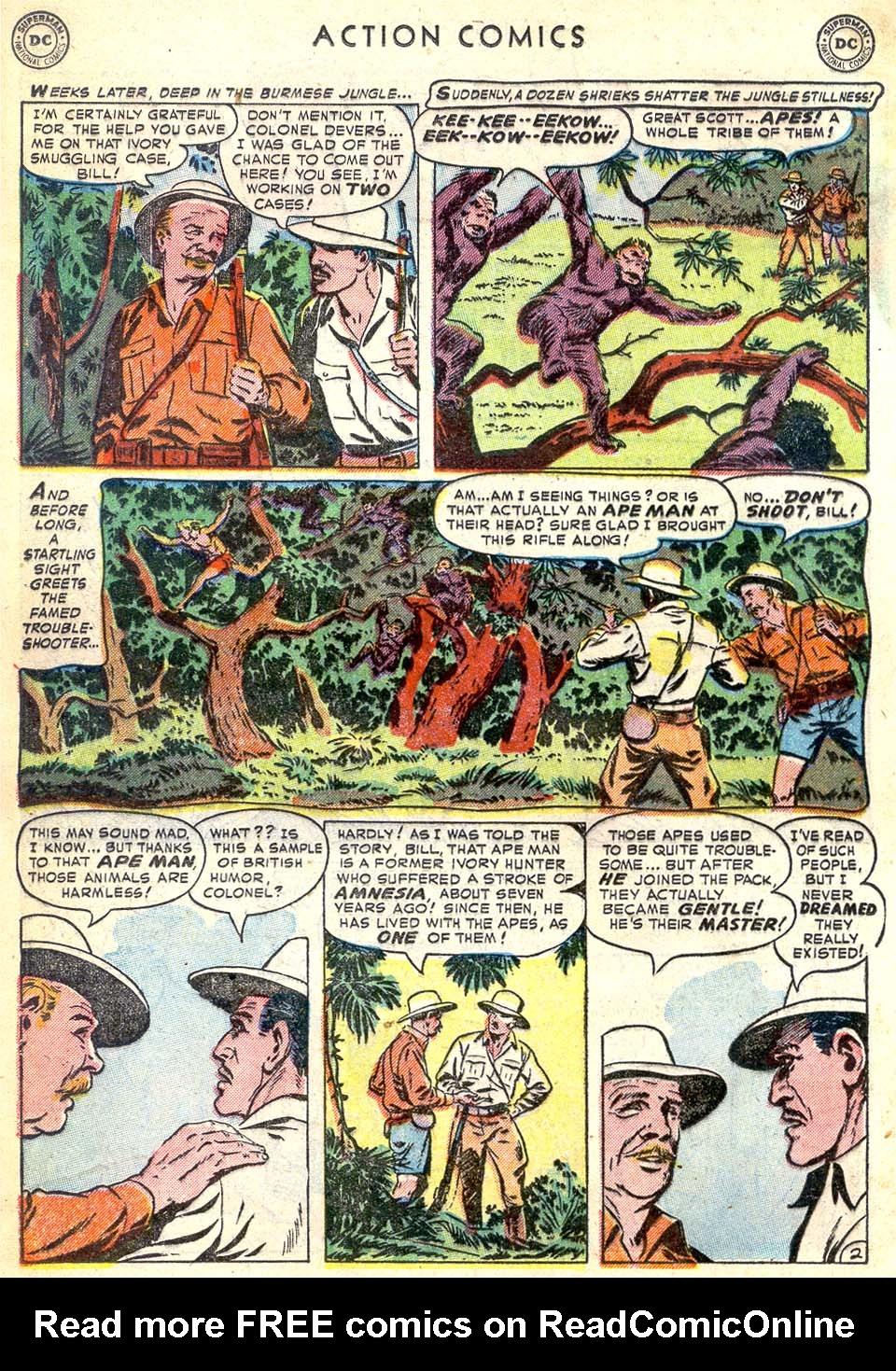 Action Comics (1938) 164 Page 17