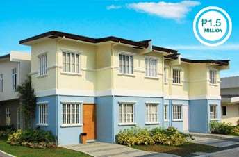 Lancaster New City Anica House Model – Lancaster New City House and Lot Cavite