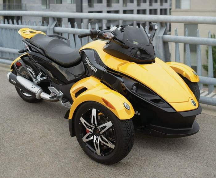 2011 can am spyder rt limited review specs and pictures super heavy bikes. Black Bedroom Furniture Sets. Home Design Ideas