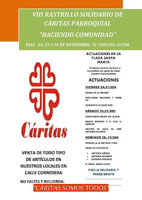 Concierto Caritas Parroquial 2017