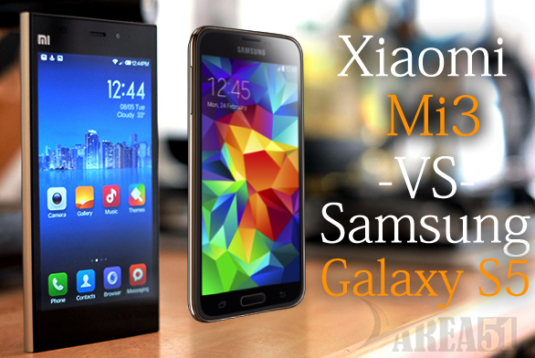 Xiaomi Mi3 VS Samsung Galaxy S5   A Detailed ComparisonXiaomi Mi3 Vs Samsung S5