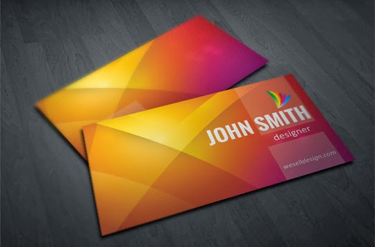 50 free high quality business cards psd templates templateism blog these are free to download and are expected for personal use only you cannot sell it elsewhere free orange business card template colourmoves