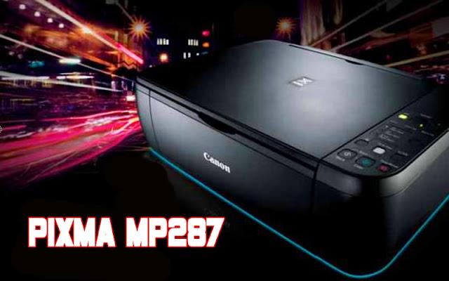Service Canon Pixma MP287 Inkjet ALL in ONE Printer