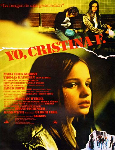 Ver Yo, Cristina F. (Christiane F.) (1981) Online
