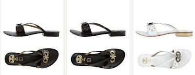 Sandalias de piel veraniegas