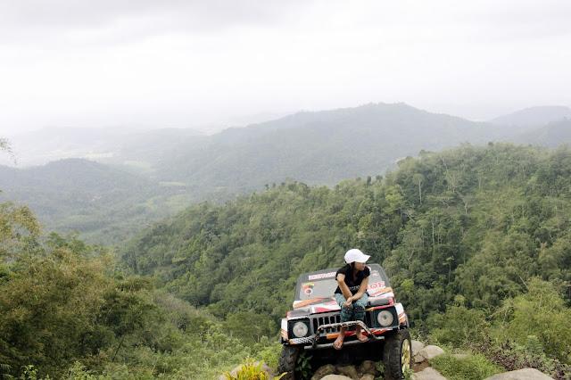 Wisata Bukit ISIS Desa Wisata Nglinggo Samigaluh, Kulon Progo