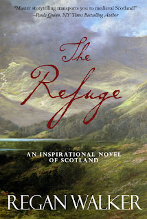 Heidi Reads... The Refuge: An Inspirational Novel of Scotland by Regan Walker