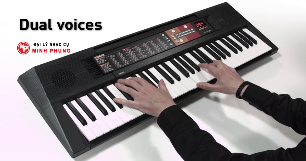 Đàn organ Yamaha PSR-F51 - Đàn Organ giá rẻ nhất