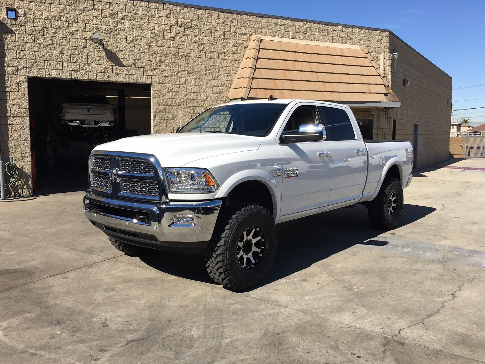 2016 Ram 2500 Leveling Kit >> CJC Off Road Blog: February Trucks