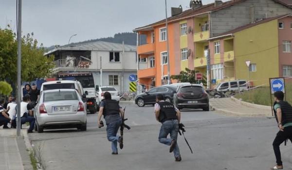 Ngeri, Ancaman IS untuk AS Perintahkan seluruh keluarga Militer dan Diplomat tinggalkan Turki