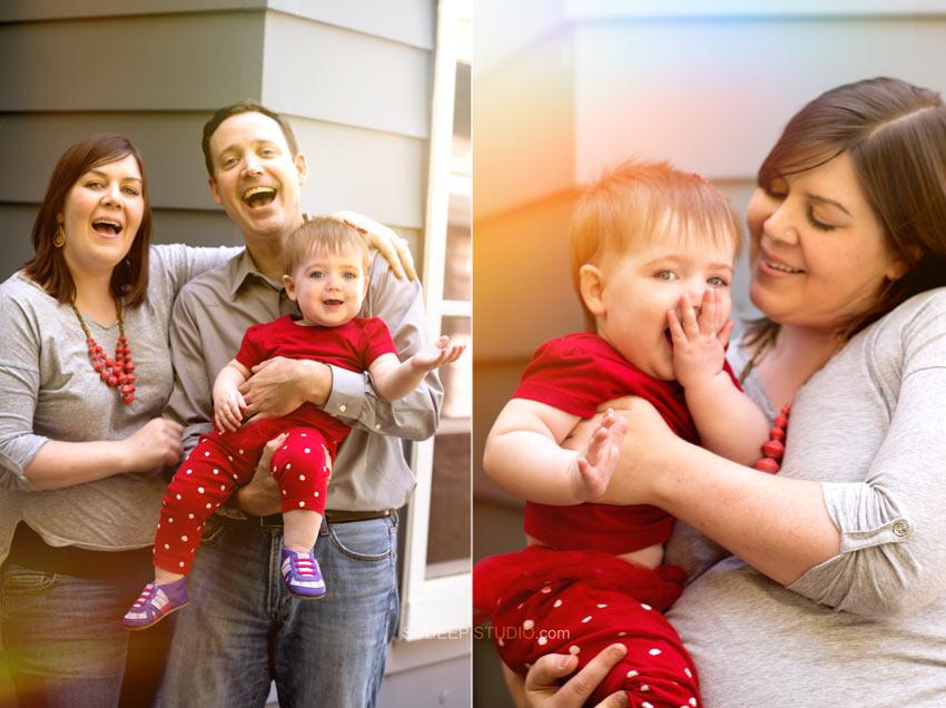 Family Baby Portraits - Sudeep Studio.com Ann Arbor Photographer