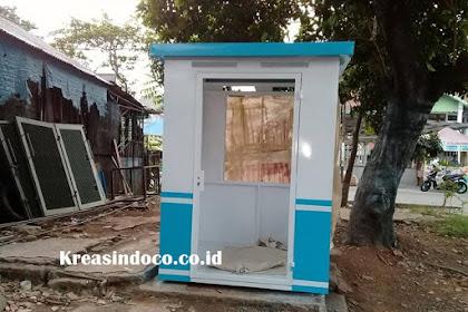 Jasa Pembuatan Pos Parkir di Cirebon dan Sekitarnya