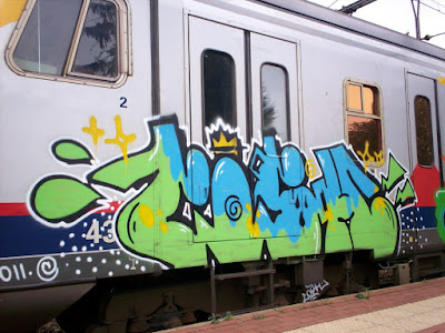 graffiti COSH