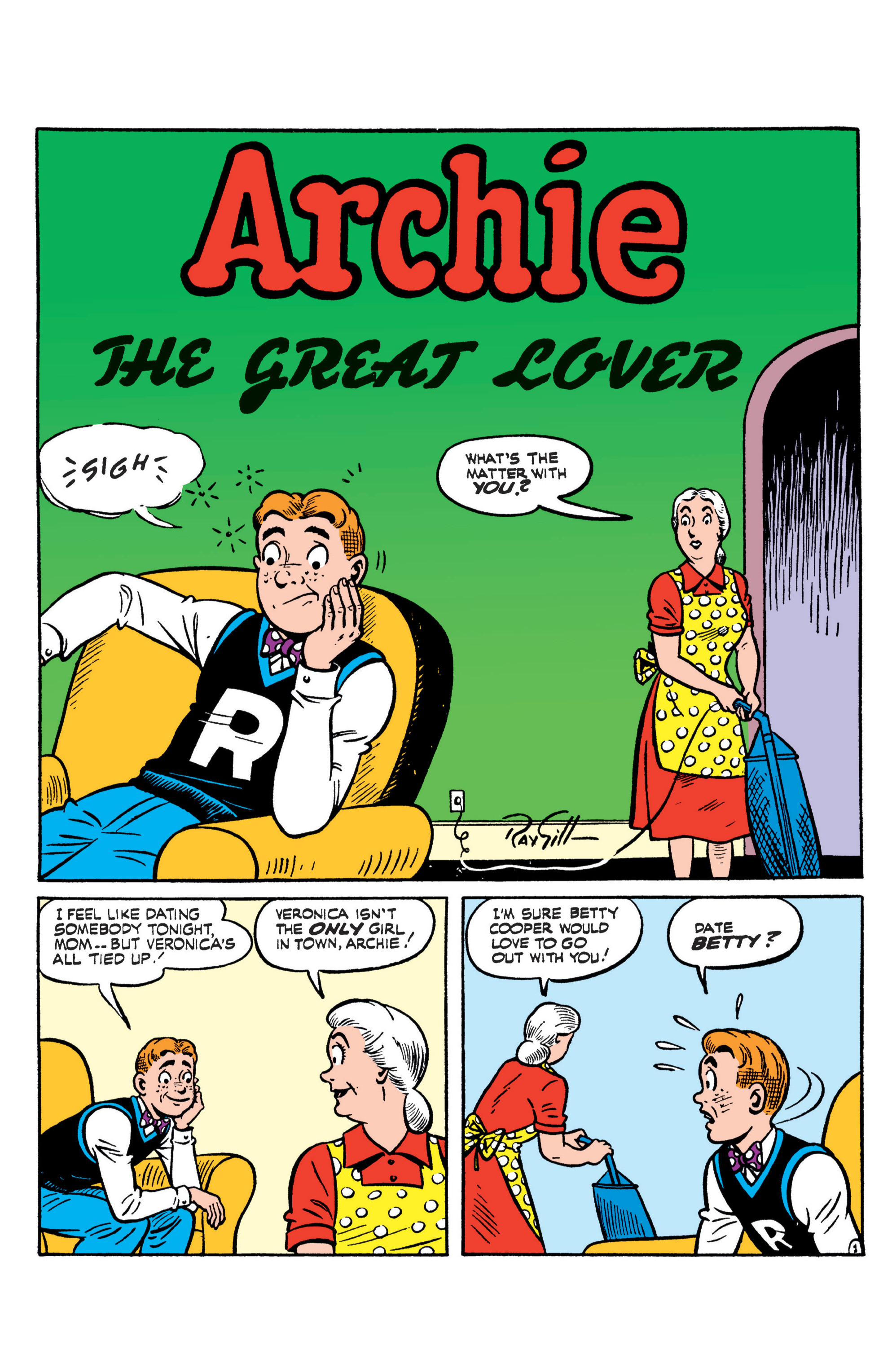 Read online Archie (2015) comic -  Issue #4 - 25