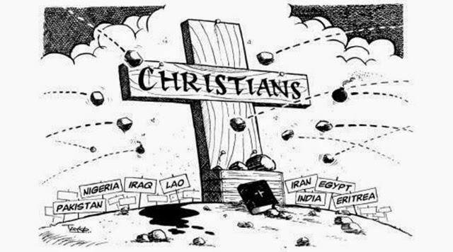 PIETRE VIVE: «I martiri di oggi» gli appelli di Papa