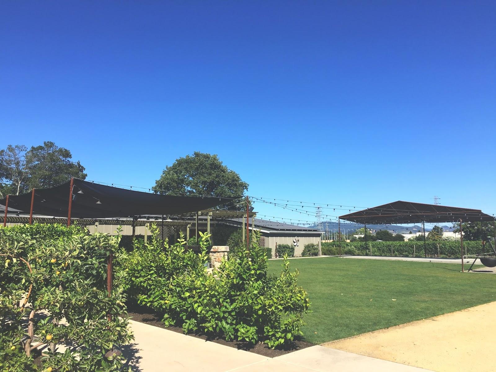 Long Meadow Ranch in Napa, California