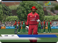 Hat for Batsmen Patch Ingame Screenshot 3