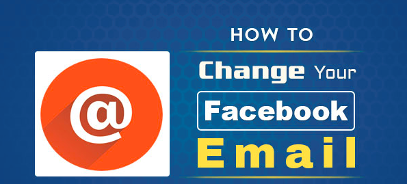 how to change yahoo email address on facebook