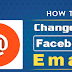 How to Change Your Email Address On Facebook 2019  | Change Email On Facebook
