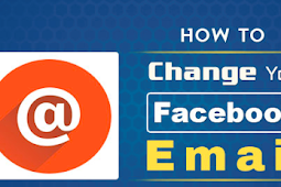 Change My Facebook Email 2019