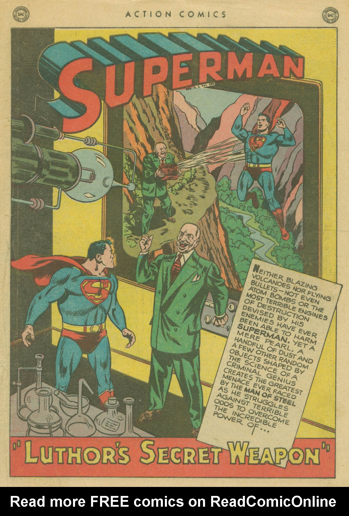 Read online Action Comics (1938) comic -  Issue #141 - 2
