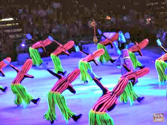Disney On Ice review Yes/No Films