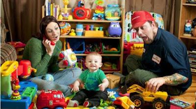 5 Mainan Ini Dapat Tingkatkan Kemampuan dan Kecerdasan Anak