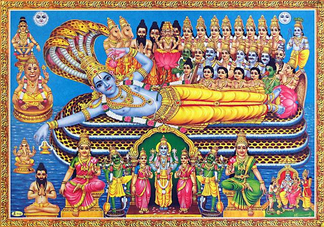 Ananthapadmanabha vratam అనంతపద్మనాభ స్వామి వ్రతం