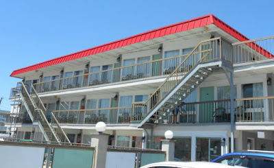 Jade East Motel in Wildwood New Jersey