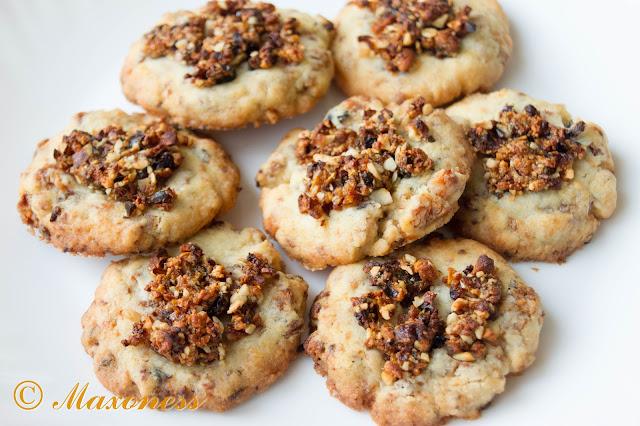 Песочные рождественские печенья от Джейми Оливера