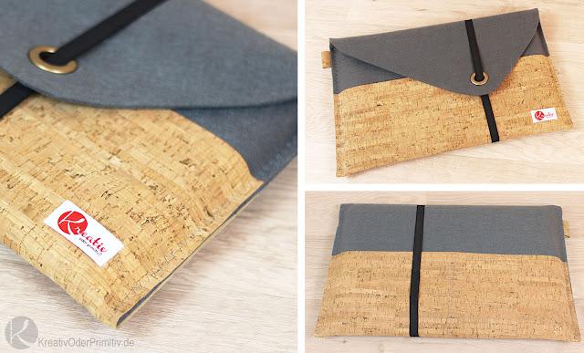 kreativ oder primitiv notebook laptop tasche. Black Bedroom Furniture Sets. Home Design Ideas