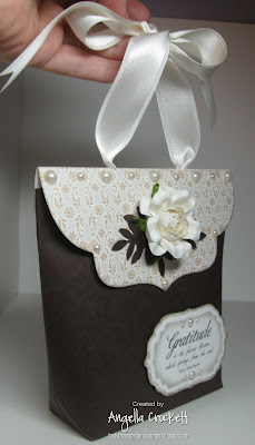 "My Time Made Easy ""Tote All Package"" by Angie Crockett"