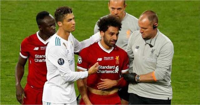 Cedera Mo Salah Cukup Parah, Terancam Absen di Piala Dunia