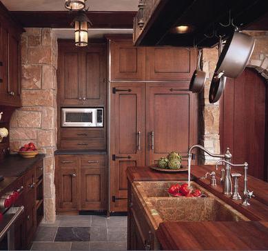 Mesas De Cocina Grandes. Affordable Barras De Cocina Elegante Cocina ...