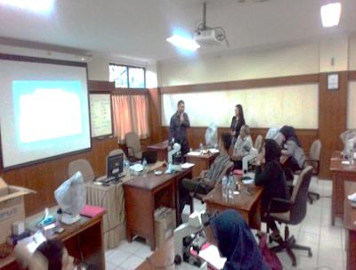 Pertemuan External Competency Assessment laboratorium regional pusat