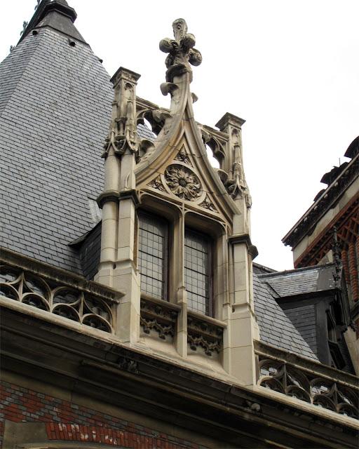 Hôtel Gaillard, place du Général-Catroux, Hôtel Gaillard, place du Général-Catroux, Paris