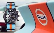 Gulf Racing Inspired Watches