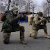 Военные учения состоялись в Харькове (Фото)
