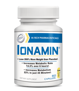60 Capsule Bottle of Ionamin Over The Counter
