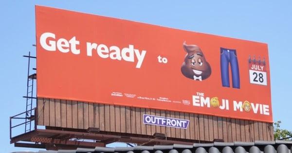 Daily Billboard The Emoji Movie Billboards Advertising