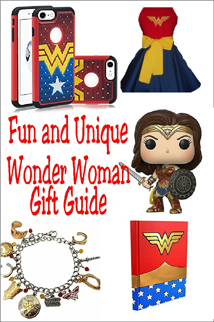 Find A Unique And Fun Gift For The Wonder Woman Super Fan With This Guide Perfect Your Christmas Or Birthday Shopping Constantly Updated New