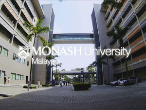 Monash Bursaries for Indonesian Students - Beasiswa Kuliah S1 di Monash University Malaysia