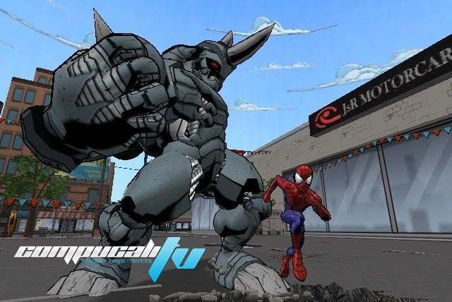 Ultimate Spiderman PC Full Español