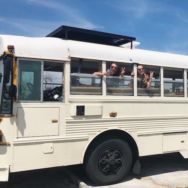 This is Bus Skoolie Conversion