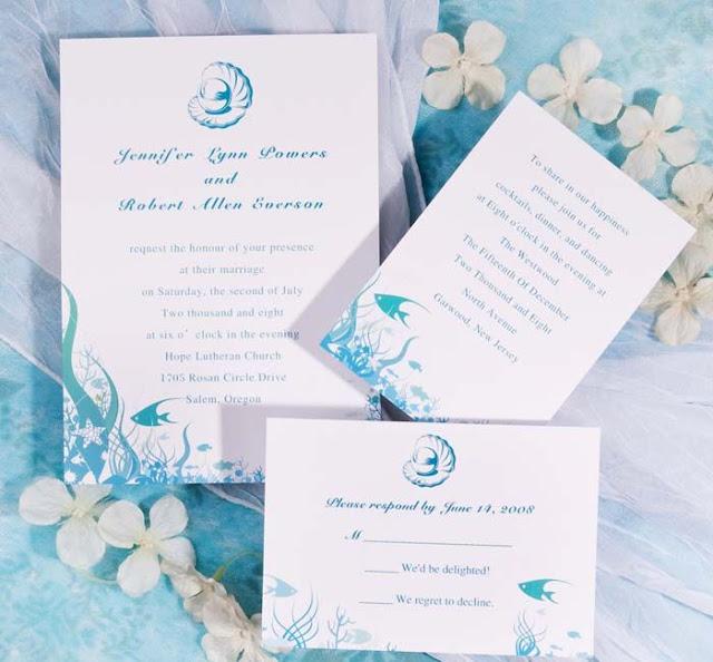 Wedding Invitations Under 1