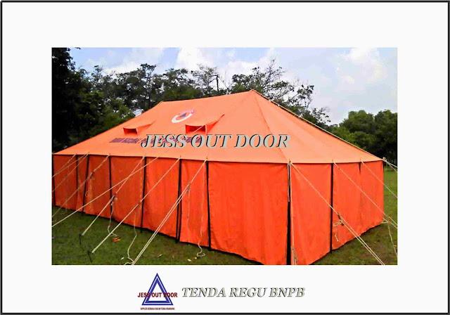 Pabrik Tenda TNI, Tempat, Produksi, Pembuat Tenda Regu