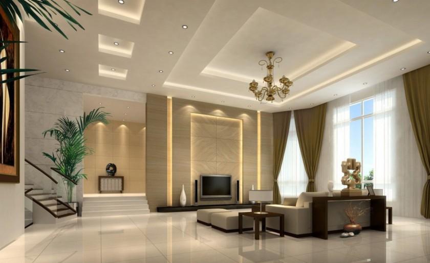 Proiect design interior case moderne cu servicii de for Interioare case moderne