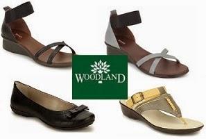 Woodland Women Footwear