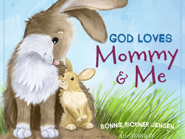 God Loves Mommy and Me {A Kids Book Review + Giveaway}