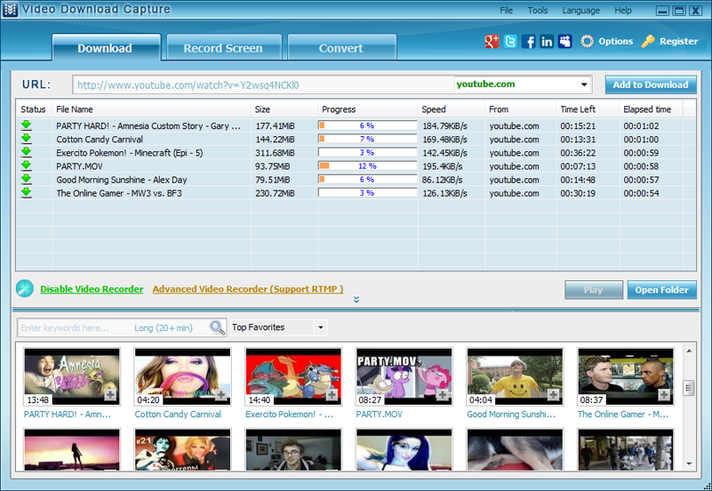 Apowersoft Video Download Capture 4.7.1 Full Version With Crack Free Download